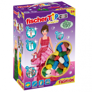 פישר טיפ - ערכת יצירה Fashion - 600 יח'