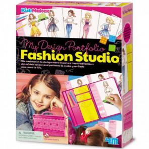סטודיו לאופנה - ערכת יצירה Fashion Studio