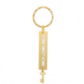 מחזיק מפתחות -  Home sweet home