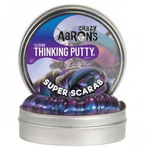 פוטי Illusions- Super Scarab Thinking Putty