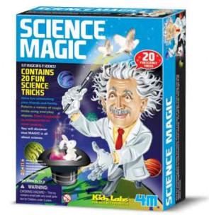 מעבדת הילדים - מדע הקסמים
