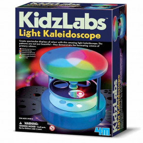 מעבדת הילדים - מקרן קליידוסקופ