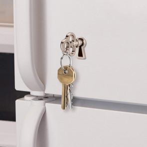 KeyMagic מחזיק מפתחות מגנטי בעיצוב מפתח וינטאג'