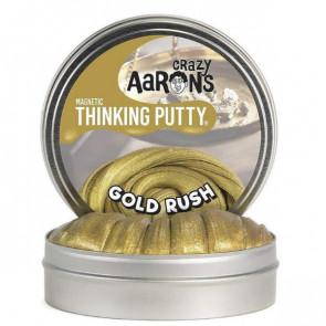 פוטי Magnetic -Gold Rush Thinking Putty