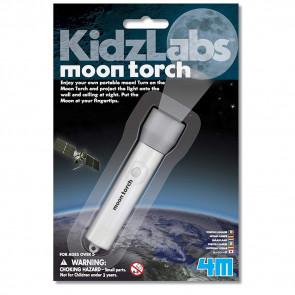 מעבדת הילדים - פנס מקרין ירח