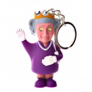 מחזיק מפתחות - מלכת אנגליה