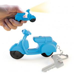 מחזיק מפתחות קטנוע - מיקס צבעים