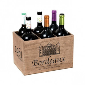 מתקן לבקבוקי יין Bordeaux 1961