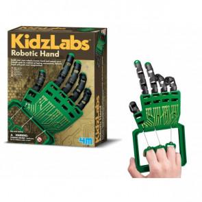 מעבדת הילדים - יד רובוטית