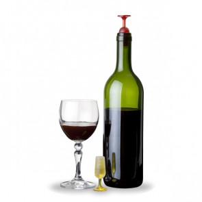 זוג פקקים לבקבוקי יין בעיצוב כוס יין QUALY T-vin