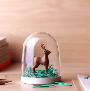 מעמד לאטבי נייר צבי ביער QUALY
