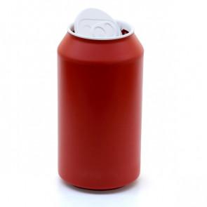 QUALY  פח בעיצוב פחית אדומה