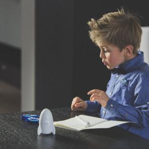 מנורת מיני טיל LED לבן