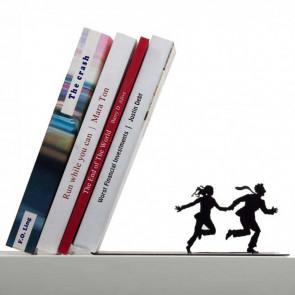 Runaway Bookend תומך ספרים מקסים-