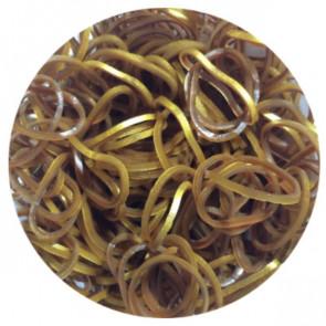 מארז 600 גומיות+24 סוגרים לריינבו לום - Rainbow Loom - פרסי שוקו קרמל