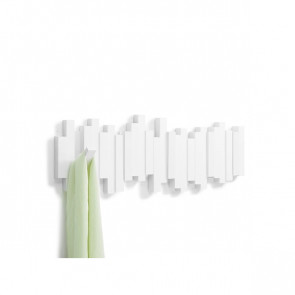 מתלה Sticks לבן