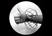Flow Ring צמיד קינטי משחק ממכר