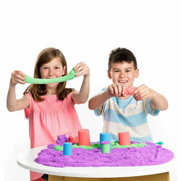 מתנות לראש השנה לילדים בצק חול קינטי