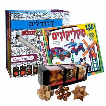 משחקי קופסא וחשיבה